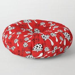 Mushroom 1 Floor Pillow