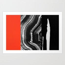 LAYERS#05 Art Print