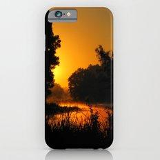 Orange Glow of Sunrise iPhone 6s Slim Case