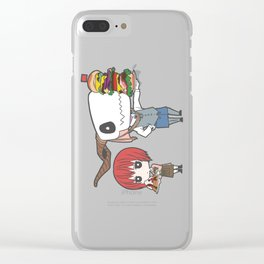 The Ancient Magus' Bride Clear iPhone Case