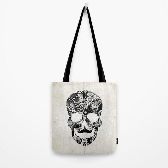 My Skull Tote Bag