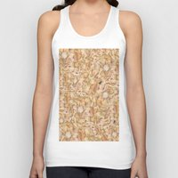 in the flesh Tank Tops featuring Flesh by Jessica Baldanza