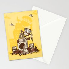 Laundry Monkie Stationery Cards