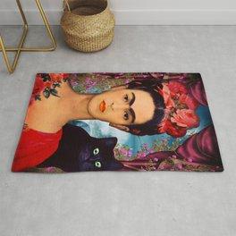 Frida Kahlo   c Rug
