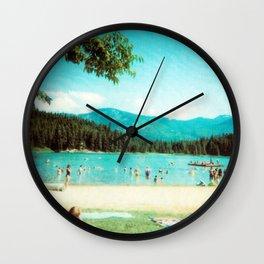 An idealic idea. Wall Clock