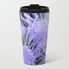 Blue mist blooms Travel Mug