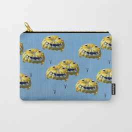 funny swarm Carry-All Pouch