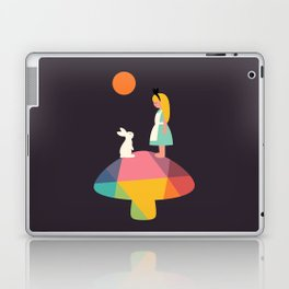 A Wonderful Trip Has Begun Laptop & iPad Skin