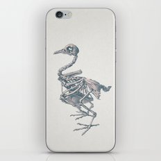 Noble death of chicken iPhone & iPod Skin