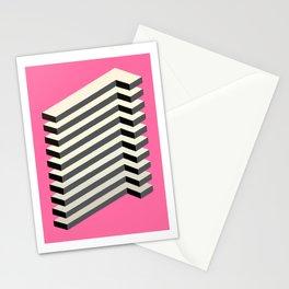 'Geometric Design' Stationery Cards