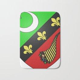 Saïda_Coat of Arms_(French_Algeria) Bath Mat