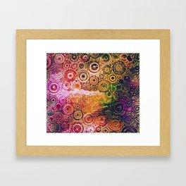 Metallic steampunk [2] Framed Art Print