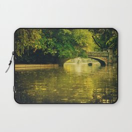 Rowing by nature Laptop Sleeve