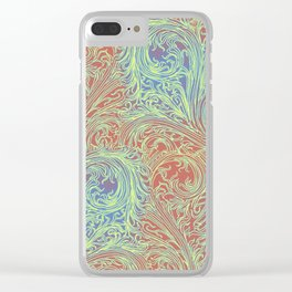 SkyVines Clear iPhone Case
