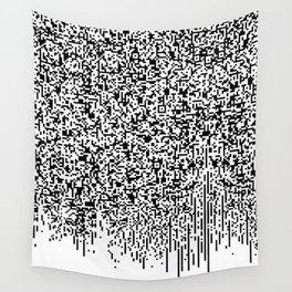QR-antine V 0.1 Wall Tapestry