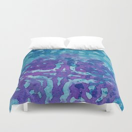 Abstract No. 111 Duvet Cover