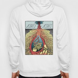 Ethical Burial (ashes to ashes) Hoody