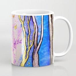 Trees - Towards the Light Coffee Mug