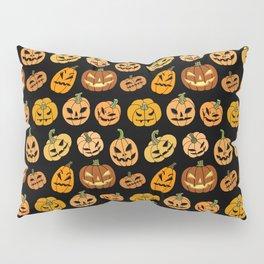 Jack o' Lantern Pillow Sham