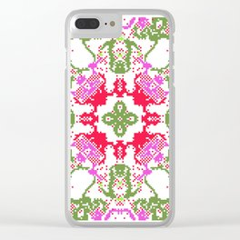 """CA Fantasy """"For Child"""" series #5 Clear iPhone Case"""