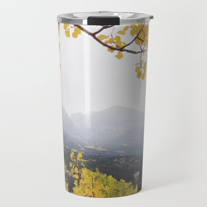 Fall Frame Travel Mug