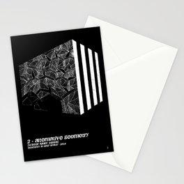 - alternative geometry - Stationery Cards