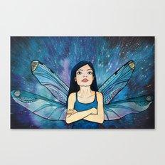 Space Fairy Canvas Print