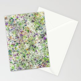 Abstract Artwork Colourful #5 Stationery Cards