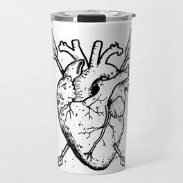 Hunted  Heart Travel Mug