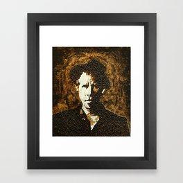 Coffee & Cigarettes Framed Art Print