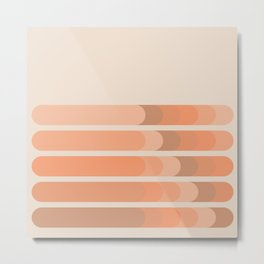 Soleil Slider Metal Print