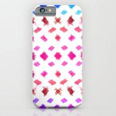Watercolor experiment II Slim Case iPhone 6s
