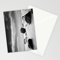 Standing out of the Crowd - A long exposure Seascape Stationery Cards