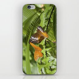 Cruiser Butterfly - pair iPhone Skin
