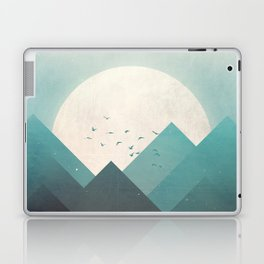 Ice Lands Laptop & iPad Skin