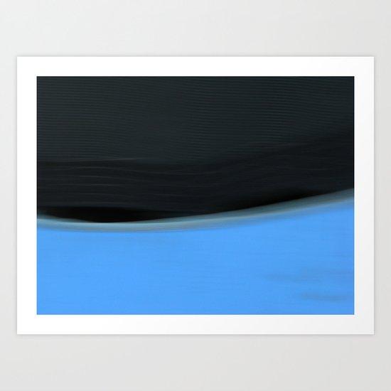 Time & Tide #3 Art Print