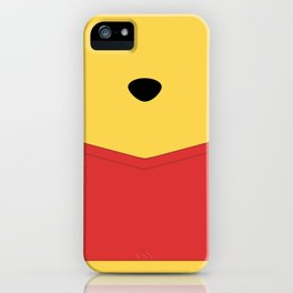 Rumbly in my tummy - Pooh iPhone Case