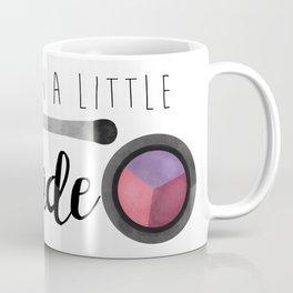 Throw A Little Shade Coffee Mug