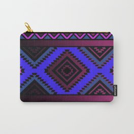 Purple Pendleton Carry-All Pouch
