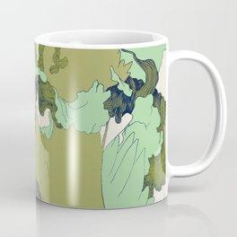 Bird smoking flu Coffee Mug