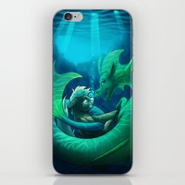 Siren's Song iPhone Skin