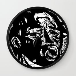 Dies Irae Wall Clock