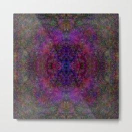 Symmetrical Obscurities 1 Metal Print