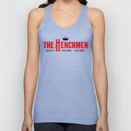 The Henchmen Chronicles T-Shirt #4 Unisex Tank Top