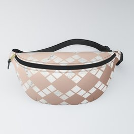 Copper & Marble 03 Fanny Pack
