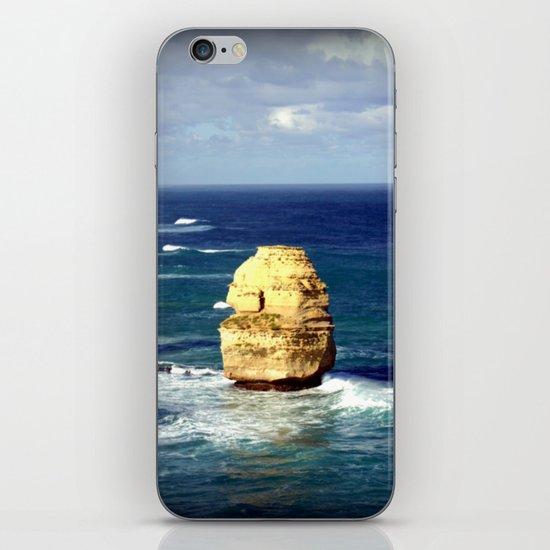 Limestone Rock iPhone & iPod Skin
