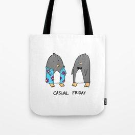 Casual Friday Tote Bag