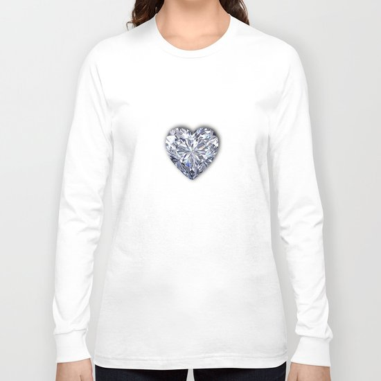 Diamond Love Long Sleeve T-shirt