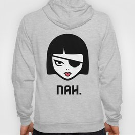 Patchy Says Nah. Hoody