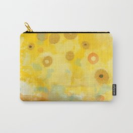 Abstract autumn with gold and warm light Carry-All Pouch